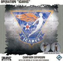 "Dust Tactics: Operation ""Icarus"""