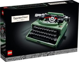 LEGO® Ideas Typewriter