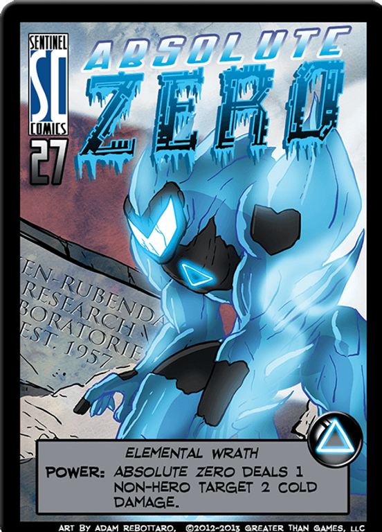 Sentinels of the Multiverse: Shattered Timelines Absolute Zero card