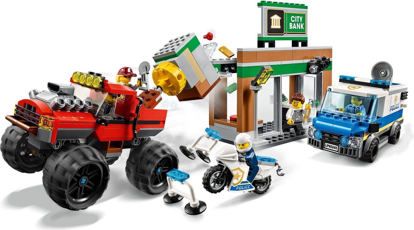 LEGO® City Police Monster Truck Heist gameplay