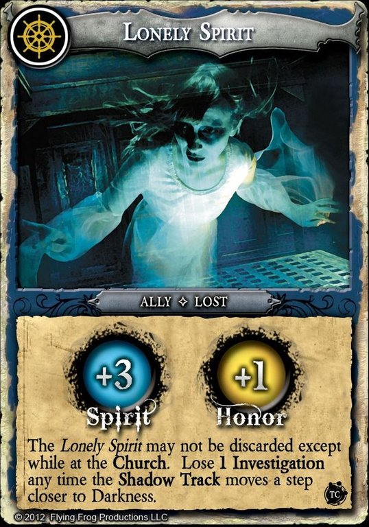 A Touch of Evil: The Coast cards