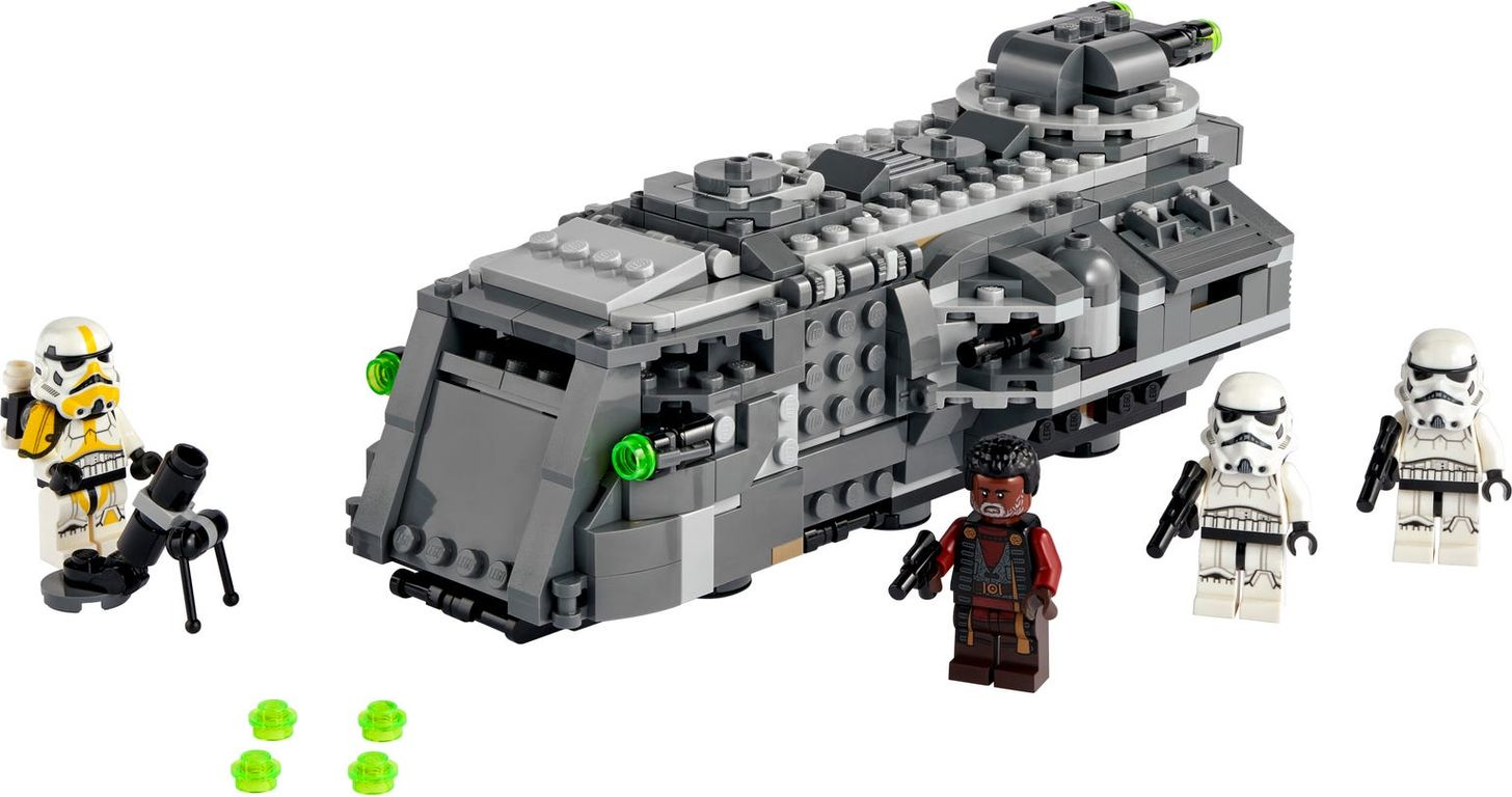 LEGO® Star Wars Imperial Armored Marauder components