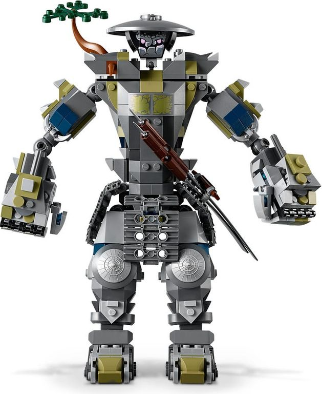LEGO® Ninjago Oni Titan components