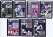Race for the Galaxy: Rebel vs Imperium cards