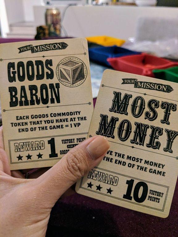 Raccoon Tycoon cards