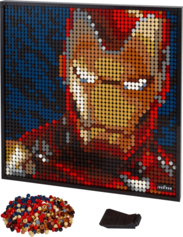 Marvel Studios Iron Man components
