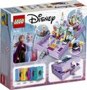 LEGO® Disney Anna and Elsa's Storybook Adventures back of the box