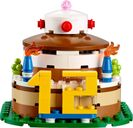 Birthday Decoration Cake Set back side