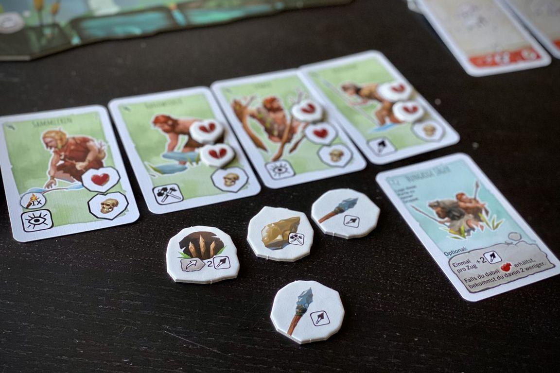 Paleo gameplay