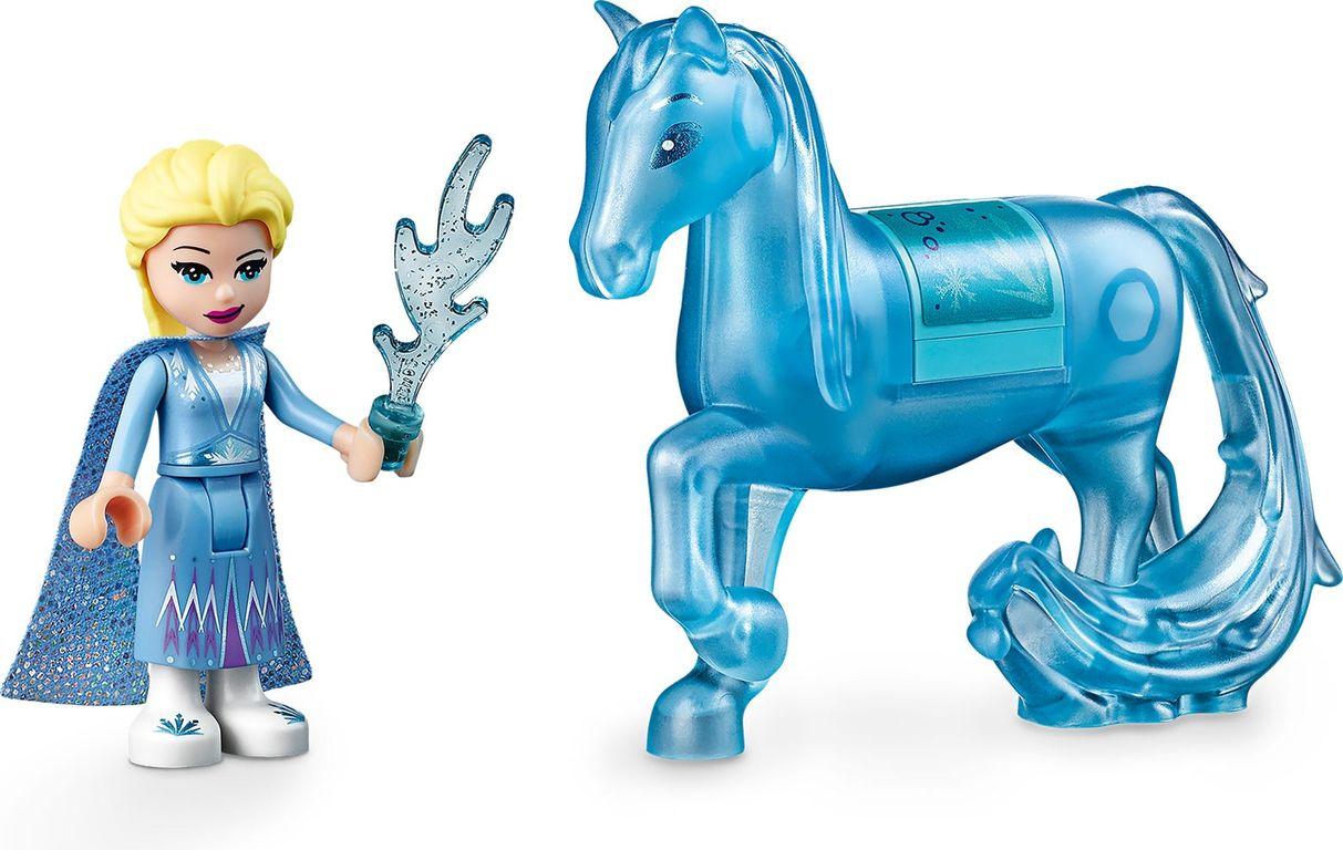 LEGO® Disney Elsa's Jewelry Box Creation minifigures