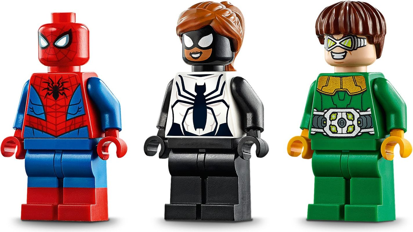 Spider-Man vs. Doc Ock minifigures