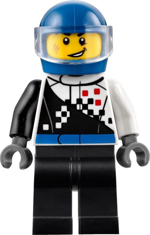 LEGO® City Buggy minifigures