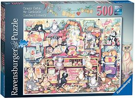 Crazy Cats Mr Catkin's Confectionery