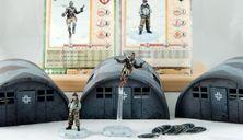 "Dust Tactics: Operation ""Icarus"" miniatures"