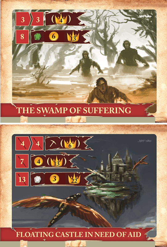 Forge War cards