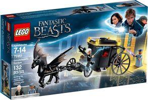 LEGO® Harry Potter Grindelwald's Escape