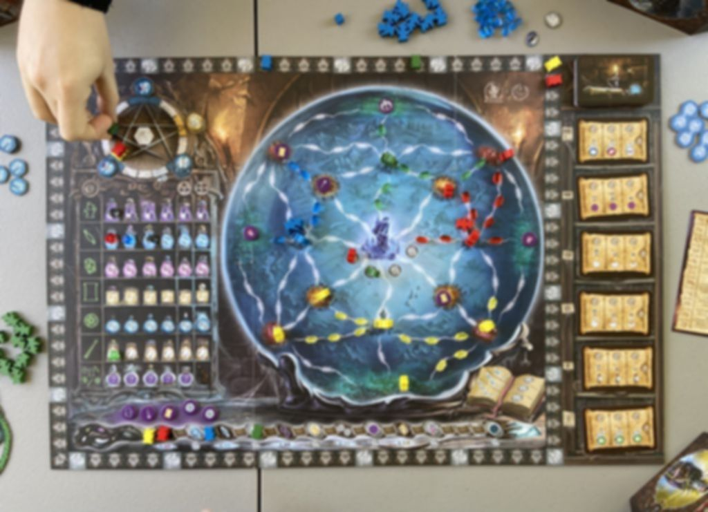 Witchstone gameplay