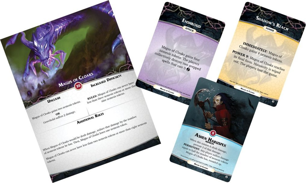 Aeon's End: War Eternal cards