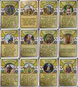 Agricola: Dulcinaria Deck cards