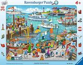 A Day at The Harbour