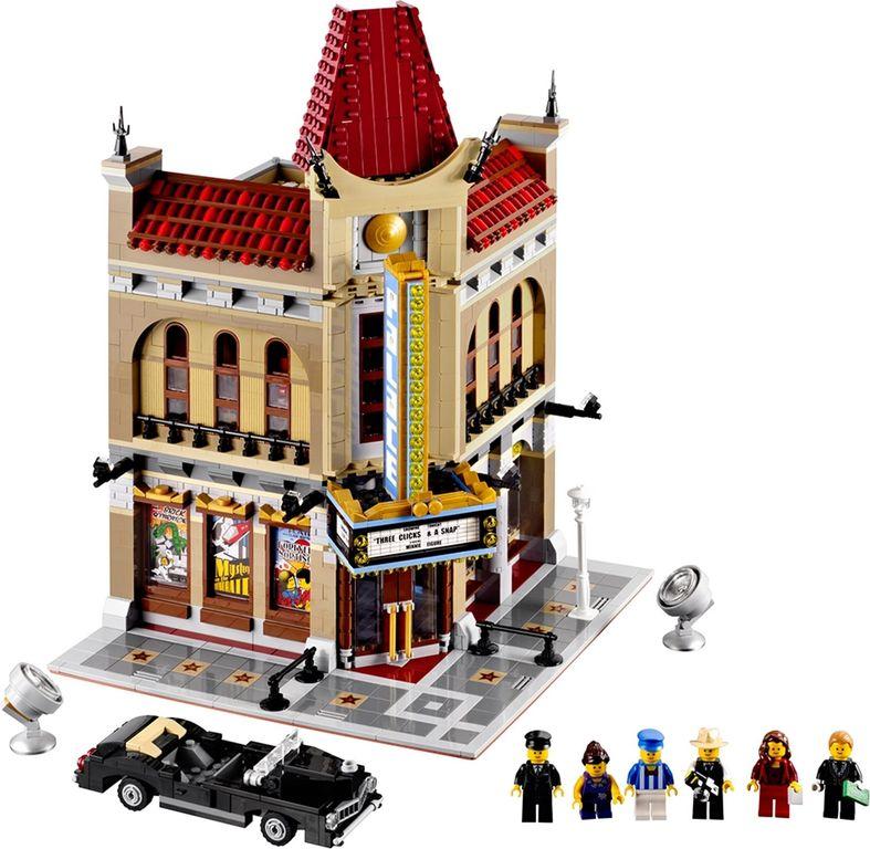 Palace Cinema components