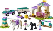 LEGO® Friends Horse Training and Trailer components