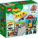 LEGO® DUPLO® Airport back of the box