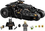 LEGO® DC Superheroes LEGO® DC Batman™ Batmobile™ Tumbler: Scarecrow™ Showdown components