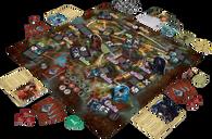 Arkham Horror: Final Hour components