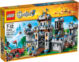LEGO® Castle King's Castle