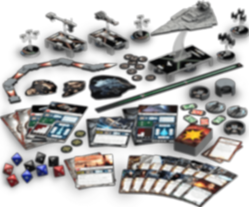 Star Wars: Armada components