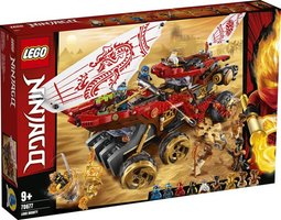 LEGO® Ninjago Land Bounty