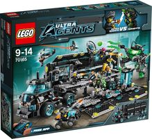 LEGO® Ultra Agents Hoofdkwartier