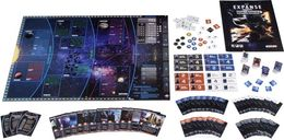 The Expanse Boardgame: Doors and Corners partes