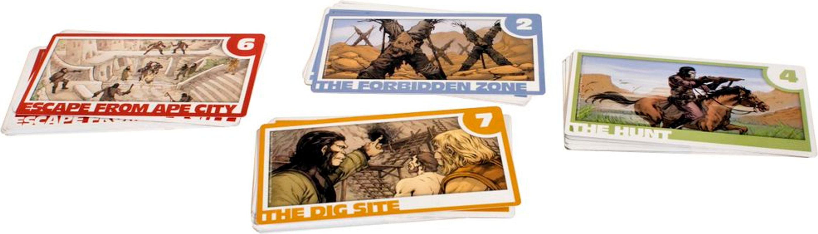 Planet of the Apes cards