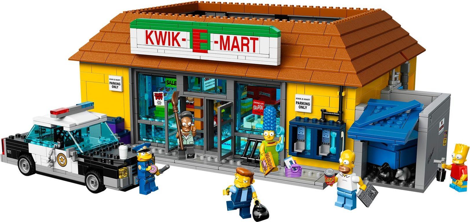 Kwik-E-Mart components