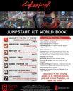 Cyberpunk Red Jumpstart Kit manual