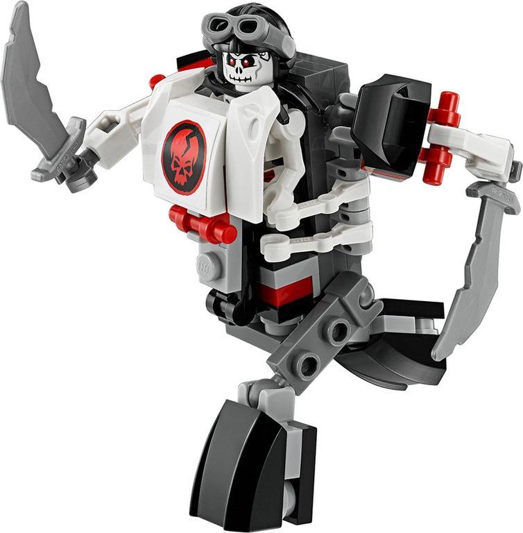 LEGO® Ninjago Salvage M.E.C. components