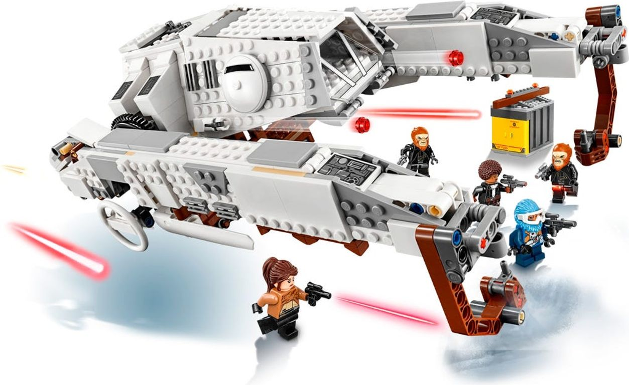 LEGO® Star Wars Imperial AT-Hauler™ gameplay