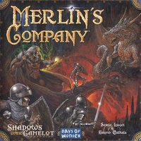 Shadows over Camelot: Merlin's Company