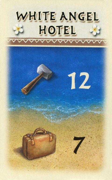Hotel Samoa cards