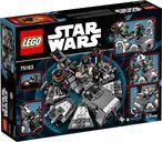 LEGO® Star Wars Darth Vader™ Transformation back of the box