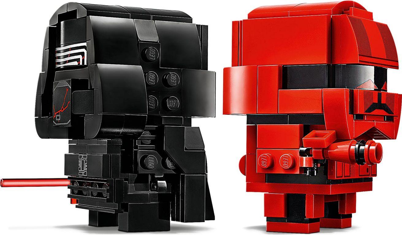 Kylo Ren™ & Sith Trooper™ components