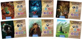 Quests of Valeria cards