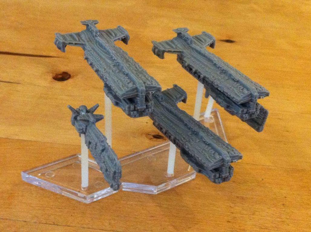 Rex: Final Days of an Empire miniatures
