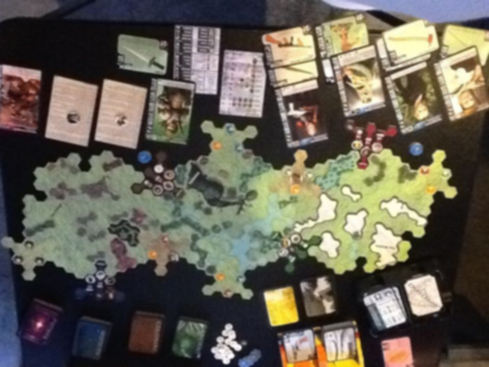 Duel of Ages II components