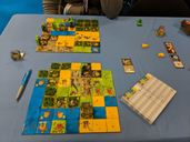 Kingdomino: Age of Giants gameplay
