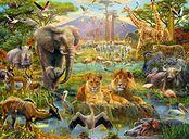 Animals of the Savannah