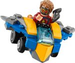 Mighty Micros: Star-Lord vs. Nebula components