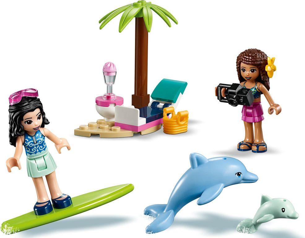 LEGO® Friends Juice Truck minifigures